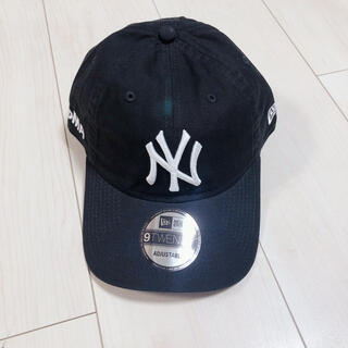 モマ(MOMA)の【新品】 MOMA x Yankees New Era Capブラック (キャップ)