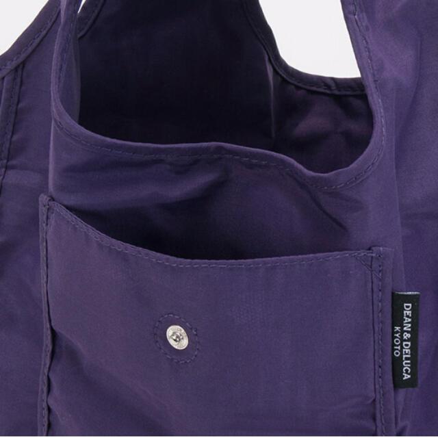 DEAN & DELUCA(ディーンアンドデルーカ)の新品 DEAN & DELUCA ディーンアンドデルーカ エコバッグ 京都限定  レディースのバッグ(エコバッグ)の商品写真