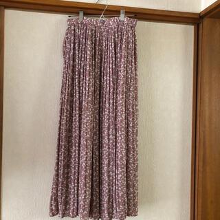 シマムラ(しまむら)のしまむら 花柄スカート(ロングスカート)