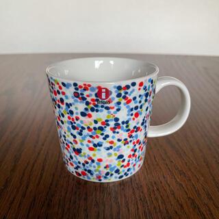 イッタラ(iittala)の【新品・未使用】iittala ヘレ・マグカップ・ブルー1点(グラス/カップ)