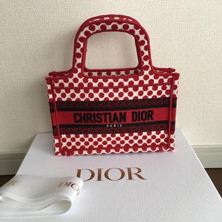 Christian Dior - クリスチャンディオール ブックトートミニ