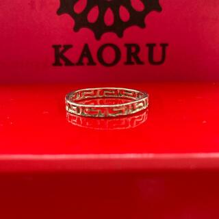 KAORU - アトリエカオル kaoru k10 GG ライモンリング