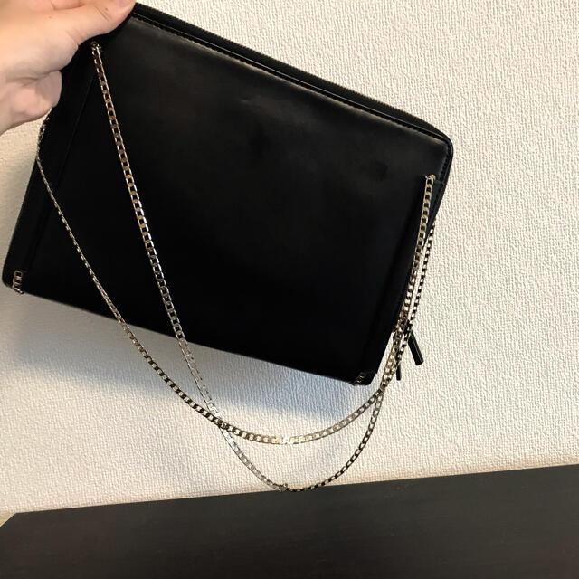 ZARA(ザラ)のZARA クラッチバッグ レディースのバッグ(クラッチバッグ)の商品写真