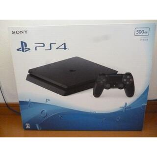 SONY - ★PS4★CUH-2000A B01★500GB★Jet Black◆