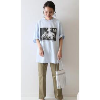 フレームワーク(FRAMeWORK)のFRAMeWORKフレームワークJOHN MASON SMITH京都限定(Tシャツ(半袖/袖なし))