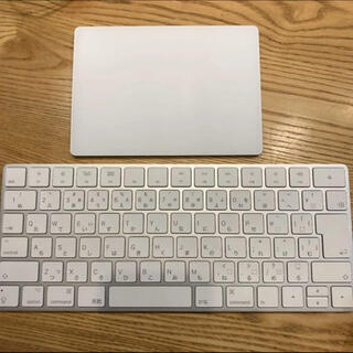 Mac (Apple) - Apple Magic Keyboard 2 & Track pad 2 セット