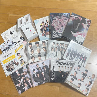 Johnny's - SnowMan 素顔4 CD DVD セット