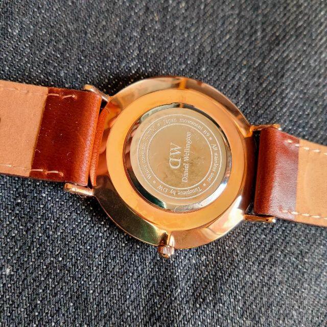 Daniel Wellington(ダニエルウェリントン)のダニエルウェリントン CLASSIC ST ANDREWS St MAWES メンズの時計(腕時計(アナログ))の商品写真