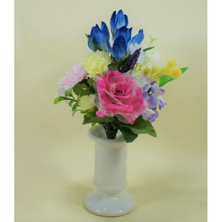 ◆仏花・造花◆SS リンドウ・レースローズ(その他)