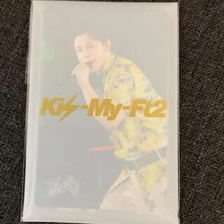 Kis-My-Ft2 - Kis-My-Ft2  キスマイ 特典 ライブフォトカード