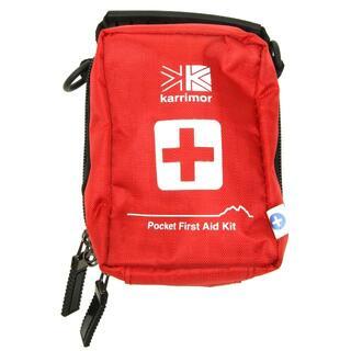 カリマー(karrimor)のカリマー Pocket First Aid Kit ファーストエイド キット(登山用品)