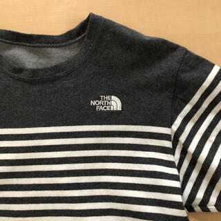 THE NORTH FACE - North Face☆メンズボーダーTシャツ