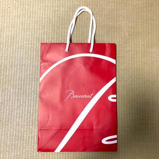 バカラ(Baccarat)のバカラBbaccarat ショップバッグ 紙袋(ショップ袋)