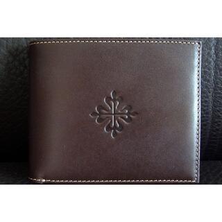パテックフィリップ(PATEK PHILIPPE)のPATEK PHILIPPE パテック フィリップ 財布 札入れ ウォレット(折り財布)