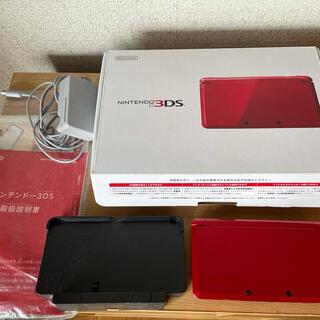 ニンテンドー3DS - Nintendo 3DS  本体メタリックレッド