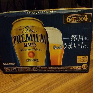 プレミアムモルツ 500ml24缶 1ケース