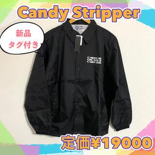 キャンディーストリッパー(Candy Stripper)の【定価19000円/新品】キャンディストリッパー ナイロン ジャンパー(ナイロンジャケット)