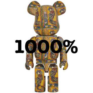 MEDICOM TOY - 【新品未開封】BE@RBRICK × Van Gogh Museum 1000%