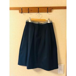 green label relaxing - ユナイテッドアローズ グリーンレーベルリラクシング スカート 36 紺色