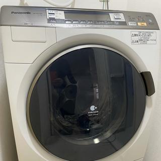 Panasonic - パナソニック洗濯機 Panasonic NA-VX7100L-W