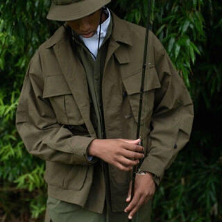 1LDK SELECT - DAIWA PIER39 ファティーグジャケット Fatigue Jacket