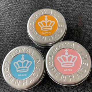 ロイヤルコペンハーゲン(ROYAL COPENHAGEN)のロイヤルコペンハーゲン 紅茶3缶セット(茶)