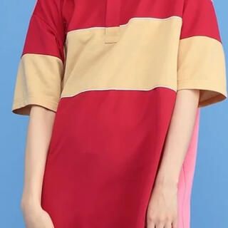 ジュエティ(jouetie)のjouetie ボーダーシャツ(シャツ/ブラウス(半袖/袖なし))