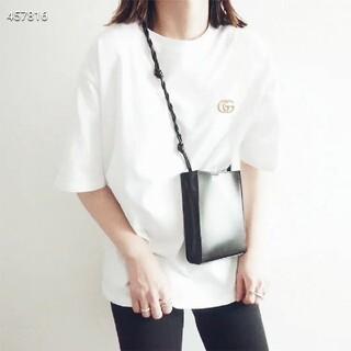 Gucci - GUCCI 2021新作上品オシャレ 男女兼用 Tシャツ  サイズXS