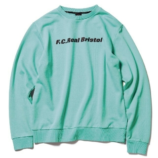 エフシーアールビー(F.C.R.B.)のF.C.Real Bristol LOGO CREWNECK SWEAT XL (スウェット)