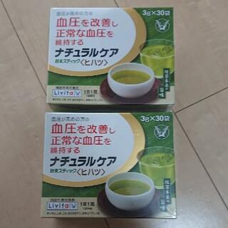 タイショウセイヤク(大正製薬)の大正製薬 ナチュラルケア 緑茶 ヒハツ 3g×30袋 2箱セット(健康茶)