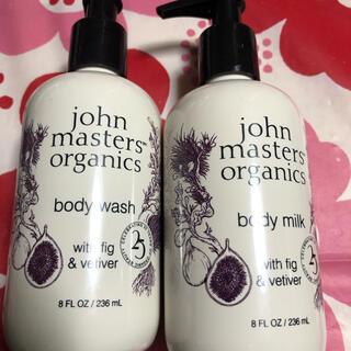 ジョンマスターオーガニック(John Masters Organics)のジョンマスターボディウォッシュ、ミルク(ボディローション/ミルク)