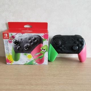 Nintendo Switch - proコントローラー スプラトゥーン2エディション