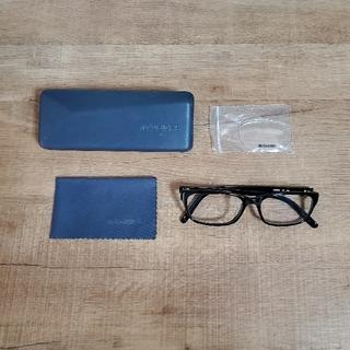 ジルサンダー(Jil Sander)のJIL SANDER レンズ付きメガネ(サングラス/メガネ)