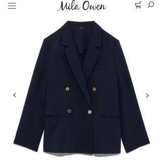 Mila Owen - 金釦ダブルブレザー