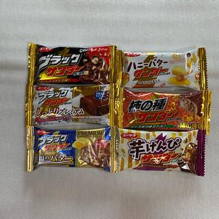 いろいろサンダー6種(菓子/デザート)