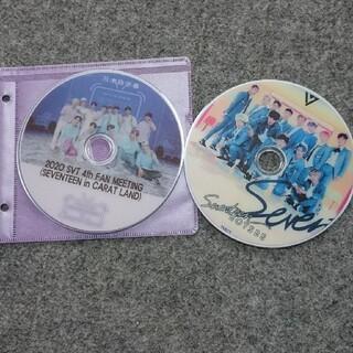 セブンティーン(SEVENTEEN)のSEVENTEEN 2020 SVT 4th FAN MEETING  DVD(アイドル)