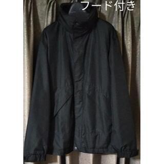 ZARA - ALAN BENNETT ブラック ジャンパー ブルゾン フード付き