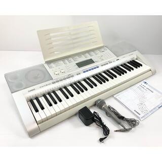 CASIO - カシオ 【CASIO 】LK-205 光ナビゲーション キーボード  電子ピアノ