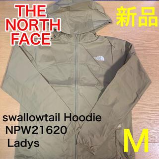 THE NORTH FACE - 新品!ザ・ノースフェイスイスワローテイルフーディ ナイロンジャケットMレディース