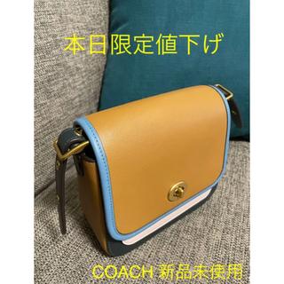 COACH - [新品] コーチ ★ ランブラークロスボディ16 カラーブロック