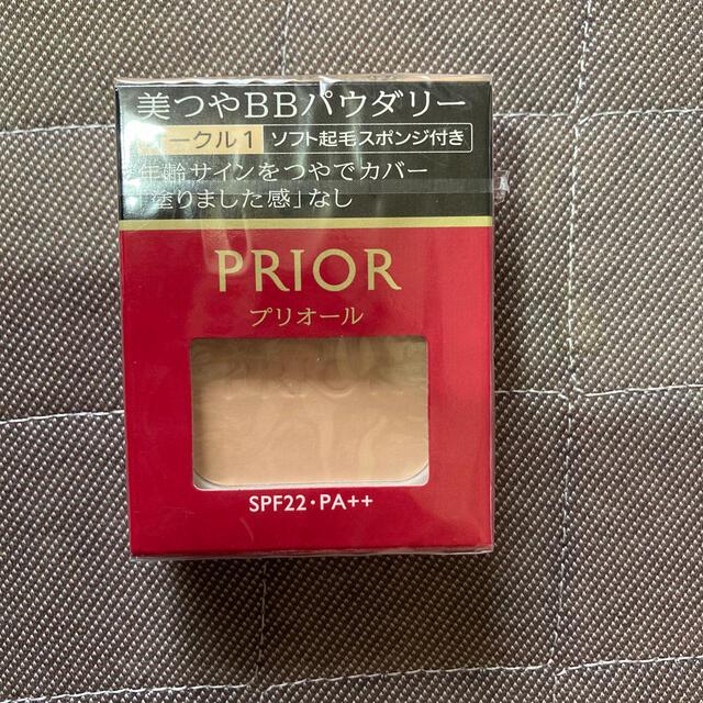 PRIOR(プリオール)のプリオール美つやBBパウダリーオークル1 コスメ/美容のベースメイク/化粧品(ファンデーション)の商品写真