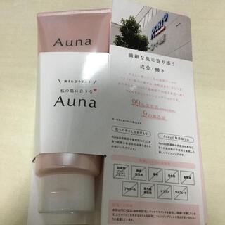 ロートセイヤク(ロート製薬)のAuna ホットクレンジングジェル 200g(クレンジング/メイク落とし)