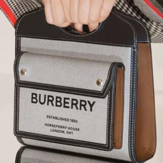 BURBERRY - Burberry ショルダーバッグ ブラック 定価¥148700  新作