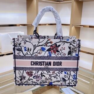 Christian Dior - 極美品Christian Diorトートバッグ