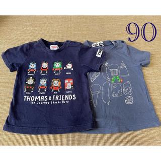 アカチャンホンポ(アカチャンホンポ)のキッズTシャツ【90】(Tシャツ/カットソー)