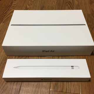 iPad - iPad Air3 64GB  WiFiモデル Apple Pencil セット