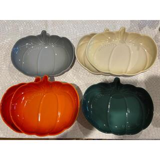 ルクルーゼ(LE CREUSET)のルクルーゼ  パンプキン皿 6枚セット(食器)