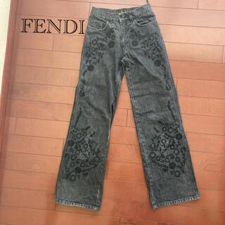 フェンディ(FENDI)のFENDI ジーンズ(デニム/ジーンズ)