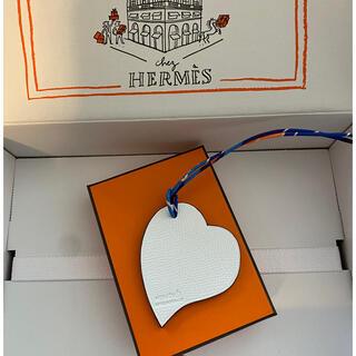 Hermes - エルメスHermes petit h プチアッシュ ハート チャーム