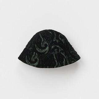 Hender Scheme - HenderScheme velvet quilt bucket hat